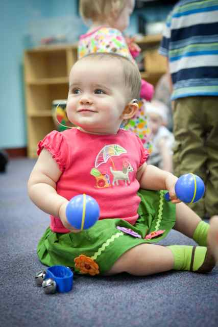 Sprouting Melodies early childhood program