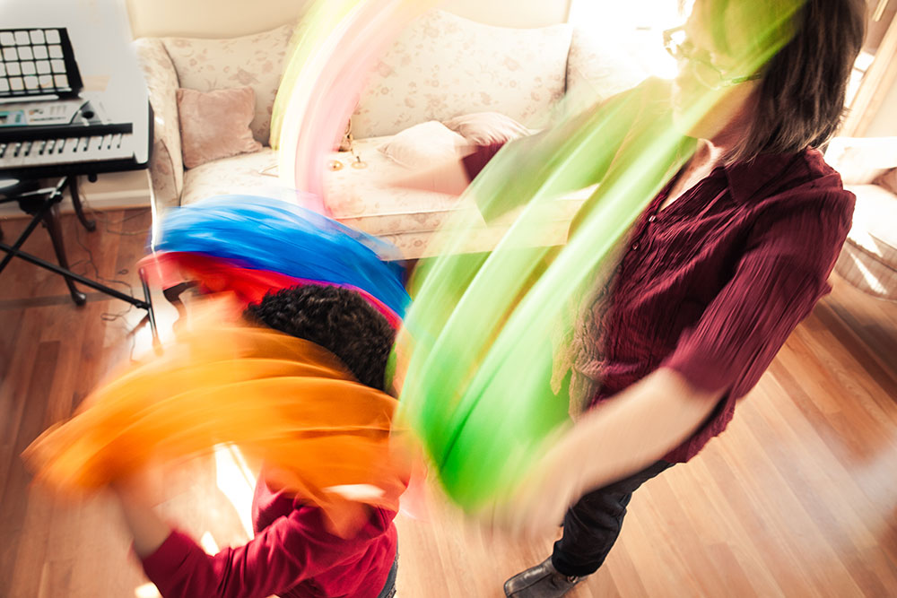 Music therapy, movement  and play