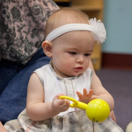 Sprouting Melodies early childhood music program
